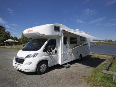 Camping Car Apollo Euro Slider en Australie