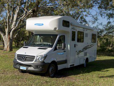 Camping car Cheapa Campa 4 Berth en Australie
