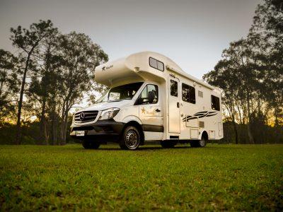 Camping car StarRV Pandora en Australie