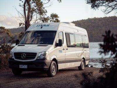 Camping car Maui Ultima en Australia